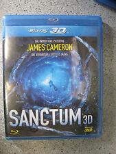 SANCTUM 3D   blu ray 3d dal produttore JAMES CAMERON  un avventura sotto il nare