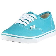VANS AUTHENTIC U LO PRO [ SIZE 36 ] LADIES CANVAS SHOES TURQUOISE NEW & VINTAGE