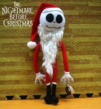 "Disney The Nightmare Before Christmas Jack Skellington 12"" Plush Doll Toy"