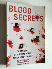 Blood Secrets: A Forensic Expert Reveals How Blood Spatter Tells the Crime...
