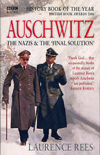 REES,LAURENCE-AUSCHWITZ  BOOK NEW