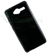 Custodia PERFECT FIT Nera per ZTE Blade L3 cover ultra sottile gel case nuova