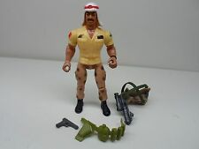 Rambo Forces of Freedom Coleco 1985 Action Figure NOMAD Not Complete