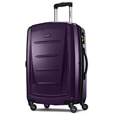 "Samsonite Winfield 2 Fashion HS Spinner 24"" - Purple"