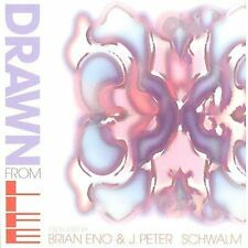 "Brian Eno & J. Peter Schwalm ""Drawn From Life"" CD Holger Czukay Laurie Anderson"