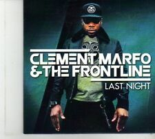 (DP278) Clement Marfo & The Frontline, Last Night - 2012 DJ CD