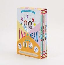 NEW - Ivy & Bean Boxed Set: Books 7-9 by Barrows, Annie