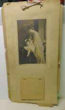 1919 Advertising Calendar Is That You Daddy Hoaster & Clark Lebanon PA