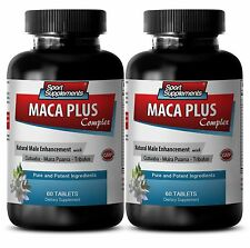 L Arginine 1000 - Maca Plus Complex 1275mg - Ageless Male Sex Booster 2B