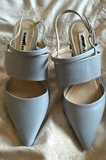 Whistles Baby Blue Shoe Size 4(37) BNWOT