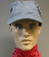 RAILROAD ENGINEER HAT ADULT SIZE trains cap accessories BKPHTBSA ADULT
