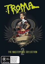 TROMA MASTERPIECE: COLLECTION 2 (1988) NEW DVD