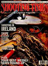 Shooting Times & Country Magazine - March 21-27 1991