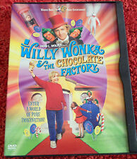 DVD  Willy Wonka & the Chocolate Factory / (G) / Plastic and cardbord / R 1