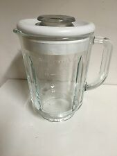 KitchenAid 40 oz 5 Cup KSB354 Glass Blender Jar For KSB354OB0, KSB354WH