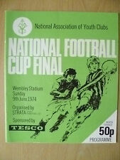 1974 National Football Cup FINAL- Plymouth Argyle v Sheffield (Org, Exc*)