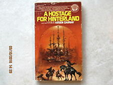 A Hostage for Hinterland by Arsen Darnay (1976, Paperback)