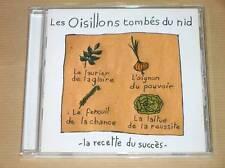 CD / LES OISILLONS TOMBES DU NID / LA RECETTE DU SUCCES / TRES BON ETAT