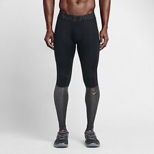 BNWT Mens Nike Pro Hypercool Max Tight Leggings, Black, Running / Gym, Size XL