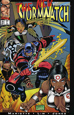 Stormwatch #28 September 1995 Image NM-