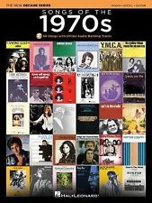 Songs of the 1970s: The New Decade Series with Online Play-Along Backing Tracks,
