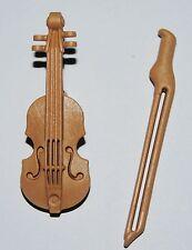 65214 Violín marrón playmobil fiddle, violino, violon, violine, música, music
