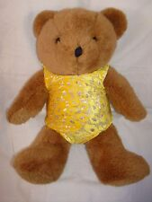 "Handmade Lycra Leotard ideal for a large Build a Bear Mascot or  19"" Doll"