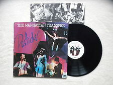 "LP THE MANHATTAN TRANSFER ""Pastiche"" ATLANTIC SD 19163 USA §"