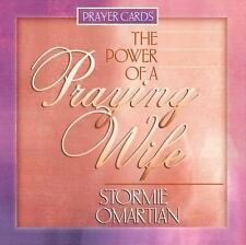 The Power of a Praying Wife Praying Cards