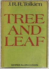 TREE & LEAF ~ JRR TOLKIEN ~ 1974 ~ 9th IMPRESSION ~ FACSIMILE SIGNED HC