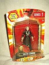 Doctor Who Action Figure  Series 1 Gelth Zombie