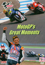 MotoGP: Great Moments (DVD, 2013) - Free US Shipping