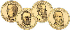 ALL 4 PRESIDENTIAL DOLLAR COINS FOR 2011 D-MINT