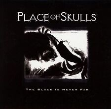 Place Of Skulls - The Black Is Never Far (Cd / Sealed)