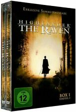 Highlander - The Raven - DVD Exclusiv Box 1 / Staffel 1 [3 DVDs mit 11 Folgen]