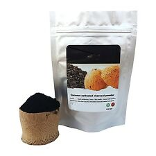 2 oz 100% Pure Fine Coconut Shell Powder Activated Charcoal Food Grade USA Ship