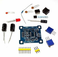 NE555 Duty Cycle and Frequency Adjustable Module Pulse Generator DIY Kit