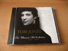 CD Tom Jones - The Ultimate Hit Collection - 1965 - 1988