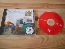 CD Jazz Matt Wilson - Going Once, Going Twice (11 Song) PALMETTO -cut out-