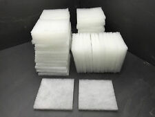 52 Compatible Poly Wool Pads Suitable For Juwel Compact / BioFlow 3.0 Filters