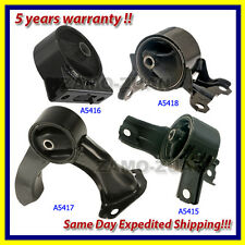 2007-2011 Dodge Caliber 2.0L Engine Motor & Trans. Mount Full Set 4PCS