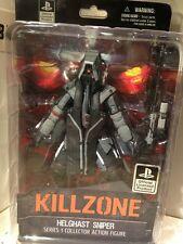 KILLZONE HELGHAST SNIPER SER.1 COLLECTOR ACTION FIGURE