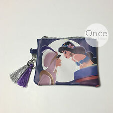 DISNEY ALADDIN AND JASMINE Zip Pochette Purse from Primark