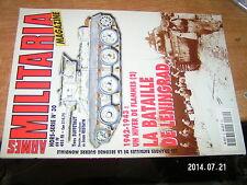 *** Armes Militaria HS n°30 Bataille de Leningrad 1942/43