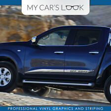 Nissan NP300 NAVARA Nismo OFF ROAD side stripe decal graphics