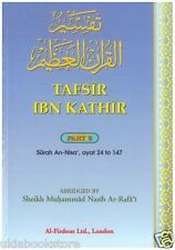 Tafsir Ibn Kathir Part-5 By Al-Firdous Ltd