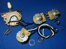 Fender Stratocaster ROBERT CRAY Strat POTS 5 Way SWITCH Guitar Parts