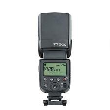 Godox TT600 GN60 Flash Speedlite for Nikon D7100 D5200 D3300 D600 D610 D800 D700