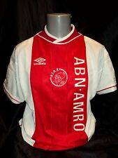 Ajax amsterdam home shirt 1999-2000 umbro