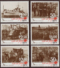 NEW ZEALAND 2009 ANZAC LEST WE FORGET UNMOUNTED MINT.